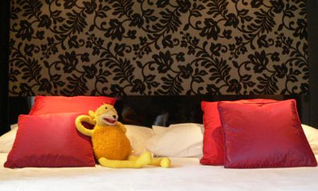 Eric at Hotel Vincci Soho, Madrid